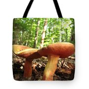 Peppery Bolete Tote Bag
