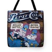 Pepsi Tote Bag