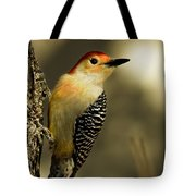 Perched And Ready Tote Bag