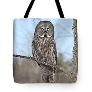 Perching Perfect Tote Bag