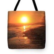 Perdido Key Sunburst Tote Bag