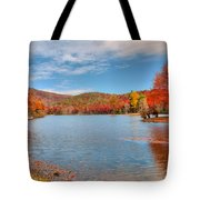 Perfect Autumn Day Tote Bag