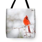 Perfect Cardinal Tote Bag