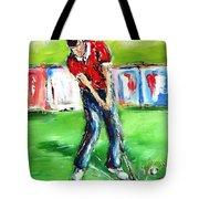Ideal Gift For Golfing Husband Tote Bag