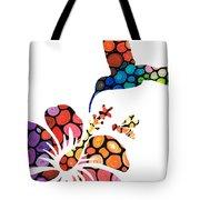 Perfect Harmony - Nature's Sharing Art Tote Bag