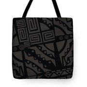 Perfect Imperfections II - Charcoal Infusion Tote Bag