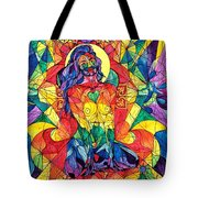 Perfect Mate Tote Bag by Teal Eye  Print Store