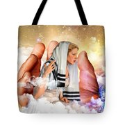 Perfect Perspective  Tote Bag