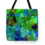 Perfect Petals And Spring Showers Tote Bag