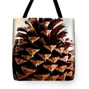 Perfect Pinecone Tote Bag