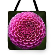 Perfect Pink Orb Tote Bag