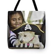 Perfect Pirates Tote Bag