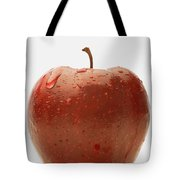 Perfect Red Apple Tote Bag