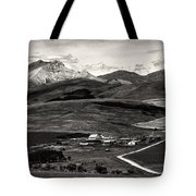 Perfect Setting Tote Bag