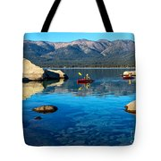 Perfect Sunday Tote Bag