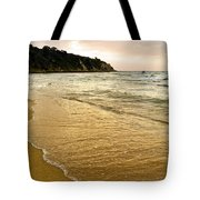 Perfect Sunset Beach Tote Bag