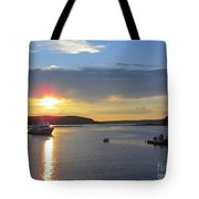Perfect Sunset Tote Bag