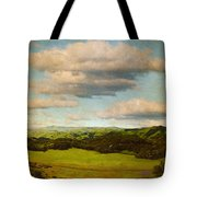 Perfect Valley Tote Bag by Brett Pfister
