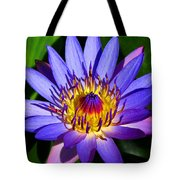 Perfect Water Lily Tote Bag