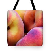 Perfectly Peachy Tote Bag
