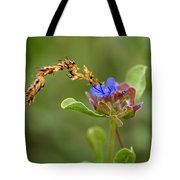 Perfectly Wonderous Flowerland Tote Bag