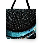 Perforated I Tote Bag