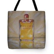 Perfume-allure Tote Bag