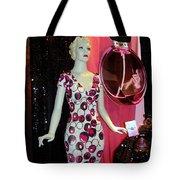 Perfume Girl Tote Bag