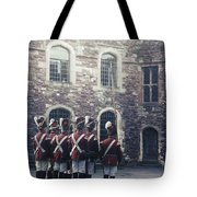 Period Soldiers Tote Bag by Joana Kruse