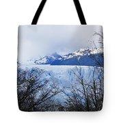 Perito Moreno Glacial Landscape Tote Bag