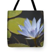 Periwinkle Lily Tote Bag