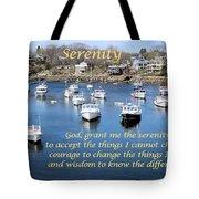 Perkins Cove Serenity Tote Bag