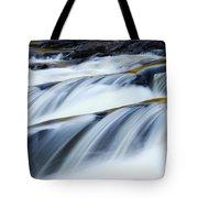 Perpetual Falling Tote Bag by Aimelle