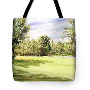 Perry Golf Course Florida  Tote Bag