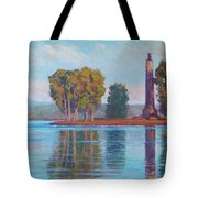 Perry Monument Tote Bag