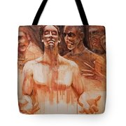 Persecution Tote Bag by Jani Freimann