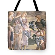 Perseus And The Sea Nymphs, C.1876 Tote Bag