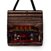 Pershing Square Cafe Tote Bag