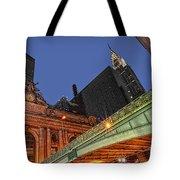 Pershing Square Tote Bag