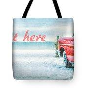 Free Personalized Custom Beach Art Tote Bag