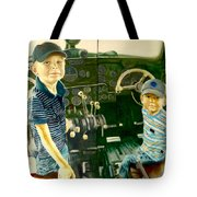 Personnel Tote Bag