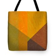 Perspective In Color Collage 5 Tote Bag