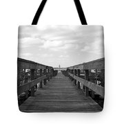 Perspective Lighthouse 1 Tote Bag