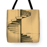 Perspective Study Tote Bag