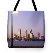 Perth 2am-004259 Tote Bag