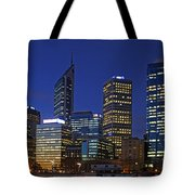 Perth 6 Tote Bag