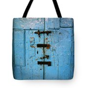 Peruvian Door Decor 8 Tote Bag