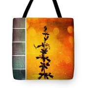 Pervoskia Collage Aflame Tote Bag