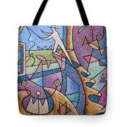 Pescador De Ilusoes  - Fisherman Of Illusions Tote Bag
