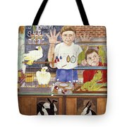 Pet Shop Boys Tote Bag